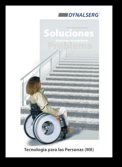 """Portada del Catálogo """"Tecnología para las personas"""""""